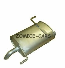 PEUGEOT 206 1.6 ESTATE SW EXHAUST REAR SILENCER TAIL PIPE 02-06