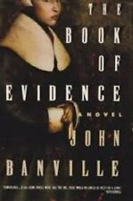 John Banville~THE BOOK OF EVIDENCE~SIGNED 1ST/DJ~NICE COPY