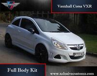 Vauxhall Corsa VXR Full Body Kit for Corsa D