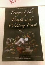 Death At The Wedding Feast Paperback book John Railings Mystery - Deryn Lake NEW
