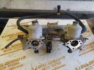 Rover SD1 twin carburettors and manifold 2.3 / 2.6