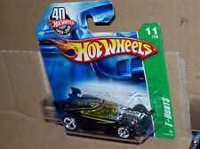 Drift King Super T-Hunt Real-Rider HW Hot Wheels Modell Auto Muscle Car Rod weel