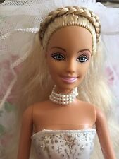 RARE BARBIE BEAUTIFUL BRIDE 2004 90er