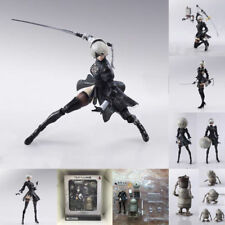 Anime NieR:Automata 2b Authentic Bring Arts Pvc Action Figure Toy Gift No Box