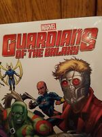NEW Guardians of the Galaxy Creating Marvel's Spacefaring Super Heroes Hardback