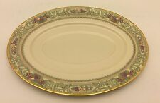 VINTAGE LENOX SPRING BOUNTY GRAVY OVAL UNDERPLATE - PRESIDENTIAL COLLECTION