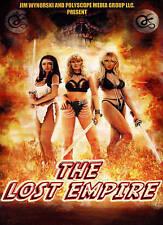 The Lost Empire DVD, Melanie Vincz, Raven De La Croix, Angela Aames,