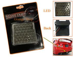 Honda Civic FD2 FD2R Mugen RR Rear Bumper Diffuser Light Lamp LED CLEAR
