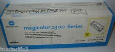 Konica Minolta magicolor 2300 Yellow Toner 1710517-006 sealed OEM