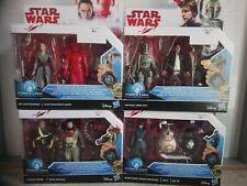 Lot star wars force link dont Han Solo boba fett voir description Disney Hasbro