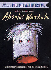 Absolut Warhola (DVD, 2004) Brand New* FAST FREE SHIPPING!
