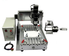No need assemble CNC 3040 Z-D 500W 4axis 3D cutting machine wood engraver router