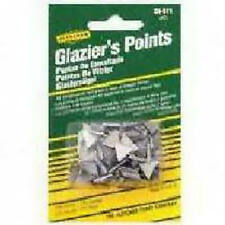 Glazier's Points, No. 7 Triangle, Approximately 50 - Pack of 10