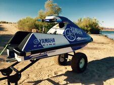 YAMAHA SUPER jet ski wrap graphics pwc up jetski decal kit cru blu square nose 2