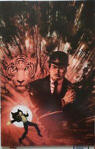 James Bond 007 #3 Tan Virgin 1:40 Variant Ratio Dynamite Comics