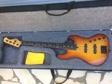 Sadowsky NYC 21 fret 2000 Honey Burst 4 string bass