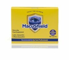 MACUSHIELD EYE HEALTH SOFT GELS 120 CAPS (4 months) MacuHealth 120 days