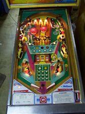Williams Lucky Seven pinball cpu rom chip set