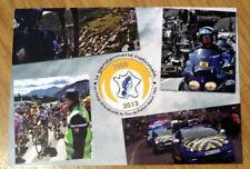 cyclisme - Carte postale Gendarmerie pour la 100è édition Tour de France 2013