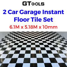 Floor Tiles Displays Mat Garage Workshop Warehouse DIY Interlocking Floating