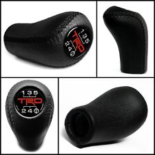 Toyota TRD 5 Speed Gear Shift Knob Corolla Verso Auris Vigo RAV4 Fortuner Yaris
