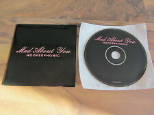HOOVERPHONIC Mad About You 2001 EUROPEAN promo collectors CD single