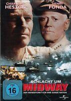 Schlacht um Midway (Henry Fonda - Charlton Heston)                   | DVD | 203