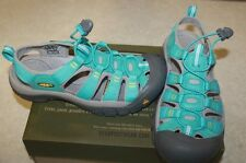 NIB KEEN NEWPORT H2 1008205 WOMENS SIZE 7.5 CERAMIC/YELLOW FREE SHIPPING