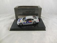 Auto arte AMG Mercedes CLK D2 Mannesmann No.1 en caja promocional de Mercedes Benz