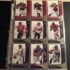 2006 SP AUTHENTIC NFL 90- CARD BASE SET LOADED With Veteran STARS