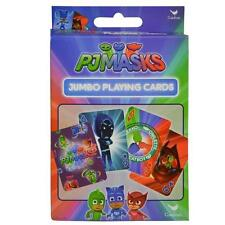 Party Favors PJ Masks Jumbo Card Game (Each)