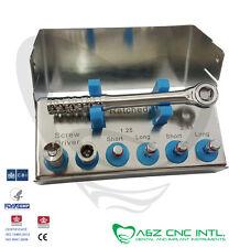 DENTAL IMPLANT UNIVERSAL MINI DRIVER'S KIT ( Professional Kit)