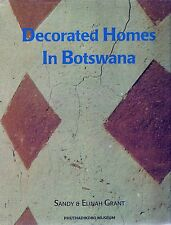 DECORATED HOMES in BOTSWANA architecture southern africa lekgapho design