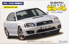 Fujimi ID-156 Subaru Legacy B4 RSK or RS-30 1/24 scale convertible kit