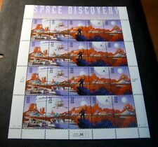 US Stamp Scott# 3242a Space Discovery  MNH  Pane of 20 1998  BKL15