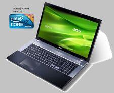 "*Acer Aspire v3-771G~17,3""/Intel C° i7/ SSD 256GB + HDD 500GB/ RAM 8 GB/ HD+"
