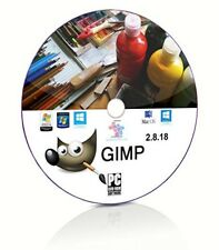 GIMP 2018 - Editor de fotos Profesional Premium Pro - MAC Y WINDOWS