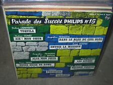 "VARIOUS parade des succes no 15 ( world music ) 10"" france"