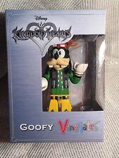 ViniMates GOOFY Diamond Select Toys Disney Kingdom Hearts NEW Figure HTF