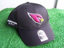 Bridgestone Golf Arizona Cardinals Black golf Hat Cap NFL Team Adjustable NEW