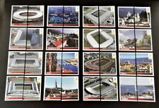 Panini UEFA Euro 2008 Austria/Switzerland Complete Stadiums and Cities