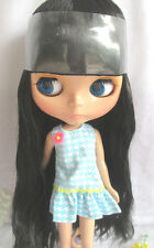 "Takara 12/"" Neo Blythe Black Hair Nude Doll Sunshine girl from Factory T3"