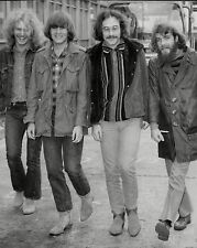 "Creedance Clearwater Revival 10"" x 8"" Photograph no 41"