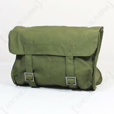 WW2 Russian Bread Bag - Repro Soviet Army Soldier Pack Webbing Military Green