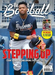 NEW JUNE 2021 Beckett Baseball Card Price Guide Magazine W/ Ronald Acuna 4021516