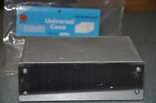 2 X a prueba de herrumbre metal Electrónica Proyecto Recinto Caja de conexiones 180mm X 130 X 60mm