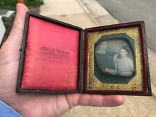 6th Plate Daguerreotype Emotional Mother Daughter Still sealed