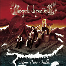Angeli Di Pietra  Storm Over Scaldis CD Folk Power Metal from Finland Battlelore
