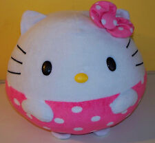 "2012 TY by SANRIO HELLO KITTY 7""~PLUSH STUFFED ANIMAL"