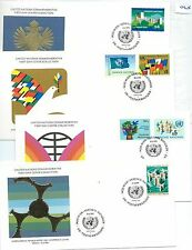 wbc. - UNITED NATIONS - FIRST DAY COVERS - FDC -025- 1979 - HEADQUARTERS